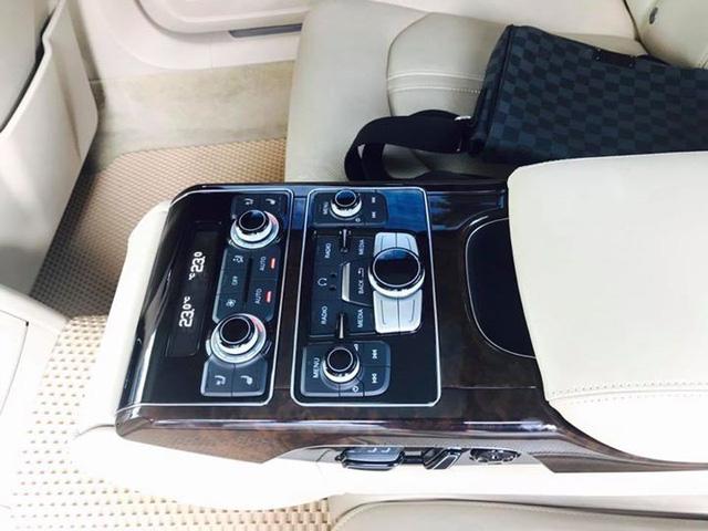 Sedan hạng sang Audi A8L cũ rao bán lại giá 3,8 tỷ đồng tại Sài Gòn - Ảnh 13.