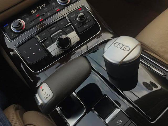 Sedan hạng sang Audi A8L cũ rao bán lại giá 3,8 tỷ đồng tại Sài Gòn - Ảnh 11.