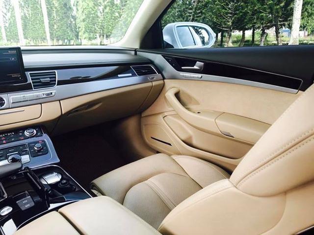 Sedan hạng sang Audi A8L cũ rao bán lại giá 3,8 tỷ đồng tại Sài Gòn - Ảnh 10.