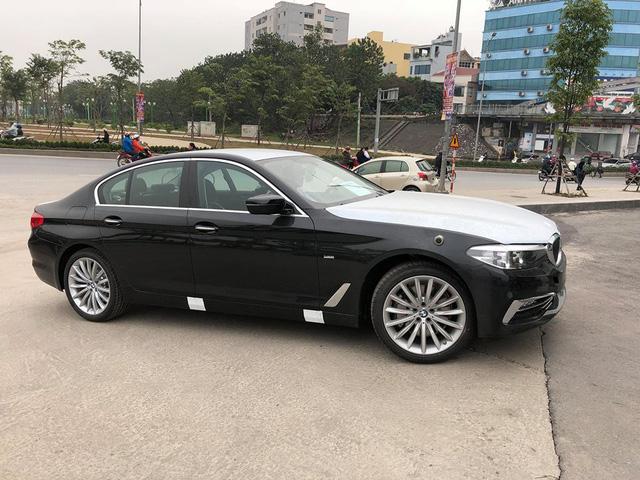 Sedan hạng sang BMW 5-Series 2017 đầu tiên về Việt Nam - Ảnh 3.