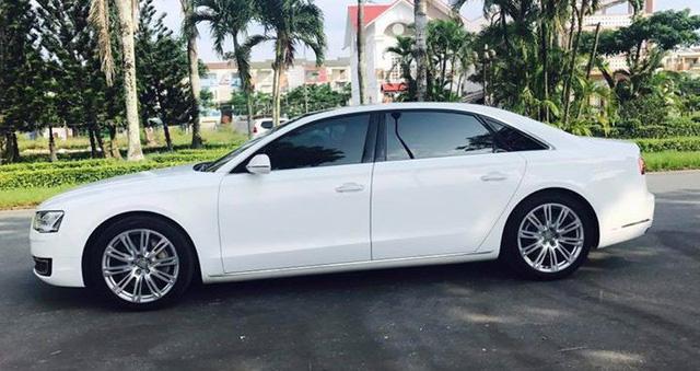 Sedan hạng sang Audi A8L cũ rao bán lại giá 3,8 tỷ đồng tại Sài Gòn - Ảnh 4.