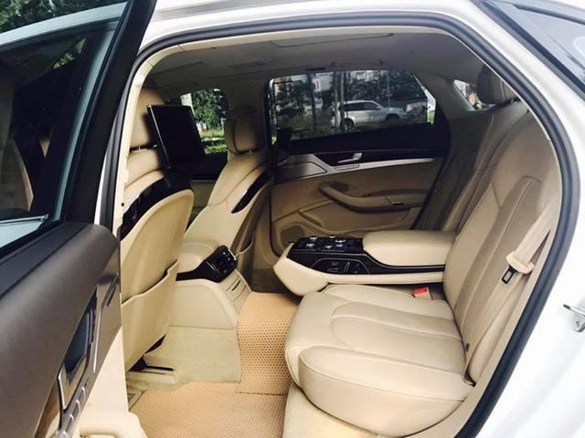 Sedan hạng sang Audi A8L cũ rao bán lại giá 3,8 tỷ đồng tại Sài Gòn - Ảnh 6.