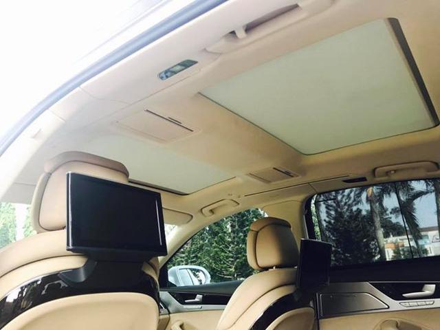 Sedan hạng sang Audi A8L cũ rao bán lại giá 3,8 tỷ đồng tại Sài Gòn - Ảnh 8.