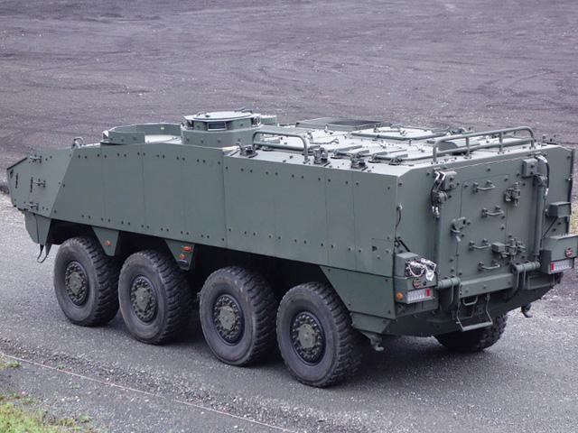 Hé lộ thông tin xe chở quân thế hệ mới của quân đội Nhật Bản - Ảnh 2.