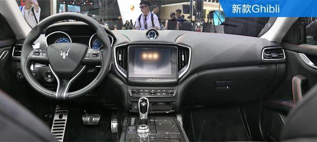Vén màn sedan hạng sang Maserati Ghibli 2018 với giá từ 3,16 tỷ Đồng - Ảnh 9.