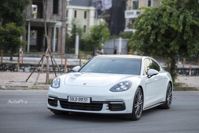 Với giá hơn 8,1 tỉ Đồng, Porsche Panamera 4S 2017 mang lại điều gì cho khách hàng Việt - Ảnh 5.