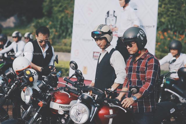 The Distinguished Gentleman's Ride – Ngày hội để các biker trở mình thành các quý ông - Ảnh 2.