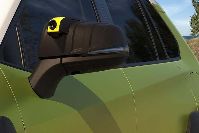 FT-AC: Lời thách thức của Toyota trên phân khúc SUV tương lai - Ảnh 2.