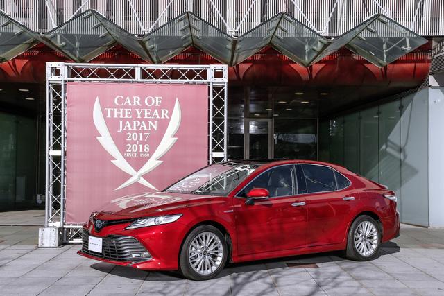 Đánh bật Toyota Camry, Volvo XC60 dành giải Xe của năm tại Nhật Bản - Ảnh 3.