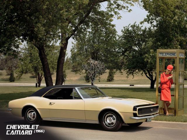 Hành trình hơn 50 năm thăng trầm của Chevrolet Camaro - Ảnh 3.