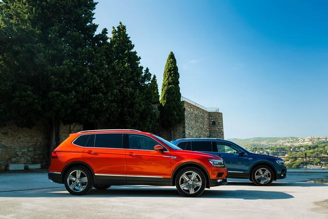 Cạnh tranh Mercedes-Benz GLC, SUV 7 chỗ Volkswagen Tiguan Allspace 2018 có giá 1,7 tỷ đồng - Ảnh 7.