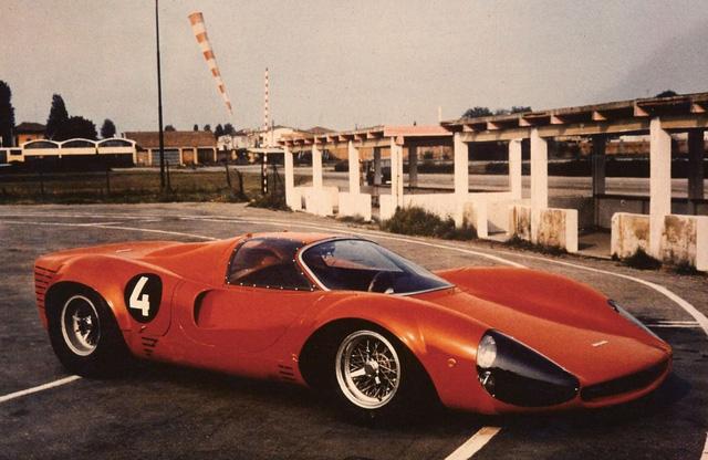 Ferrari Thomassima II là một trong những biểu tượng của Ferrari