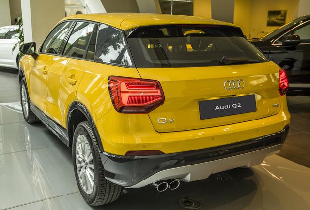 Audi Q2 chính thức chốt giá 1,5 tỉ Đồng tại Việt Nam - Ảnh 3.