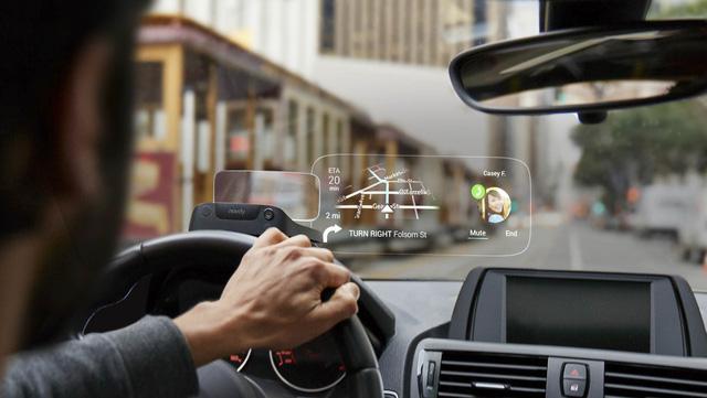 Vì sao màn hình HUD trên xe hơi sẽ trở thành xu hướng? - Ảnh 4.