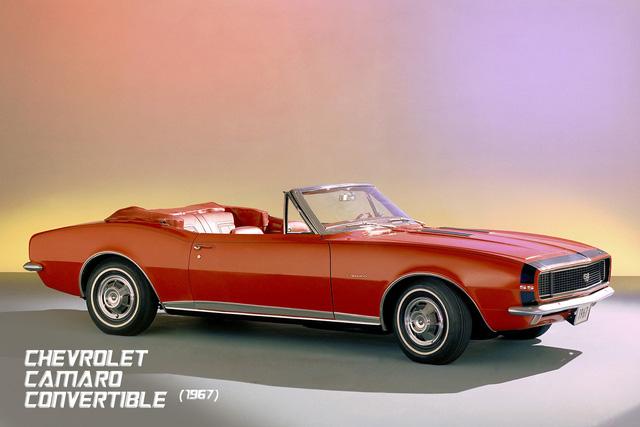 Hành trình hơn 50 năm thăng trầm của Chevrolet Camaro - Ảnh 4.