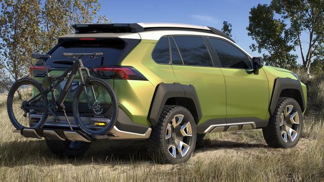 FT-AC: Lời thách thức của Toyota trên phân khúc SUV tương lai - Ảnh 3.