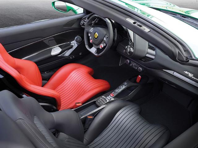 Ferrari 488 Spider độc nhất vô nhị trên thế giới được bán với mức giá giật mình 1,31 triệu USD - Ảnh 4.