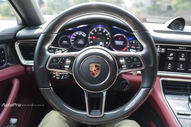 Với giá hơn 8,1 tỉ Đồng, Porsche Panamera 4S 2017 mang lại điều gì cho khách hàng Việt - Ảnh 4.