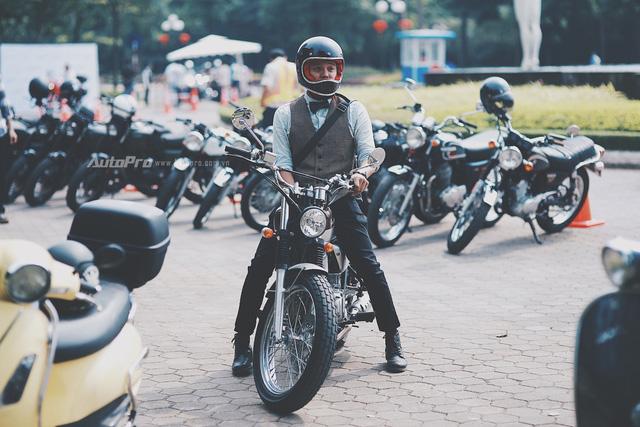The Distinguished Gentleman's Ride – Ngày hội để các biker trở mình thành các quý ông - Ảnh 9.