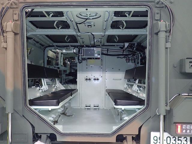 Hé lộ thông tin xe chở quân thế hệ mới của quân đội Nhật Bản - Ảnh 3.
