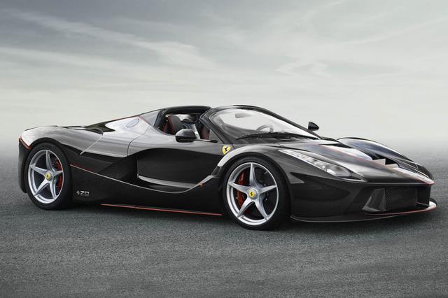 Laferrari Aperta - phiên bản đặc biệt để kỷ niệm 70 năm của Ferrari