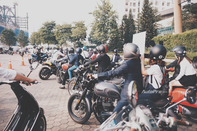 The Distinguished Gentleman's Ride – Ngày hội để các biker trở mình thành các quý ông - Ảnh 10.