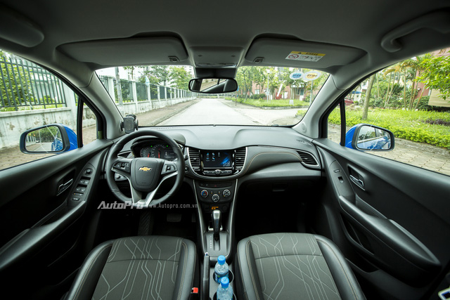 Chevrolet Trax - Chiếc xe không dành cho người lần đầu mua xe - Ảnh 5.