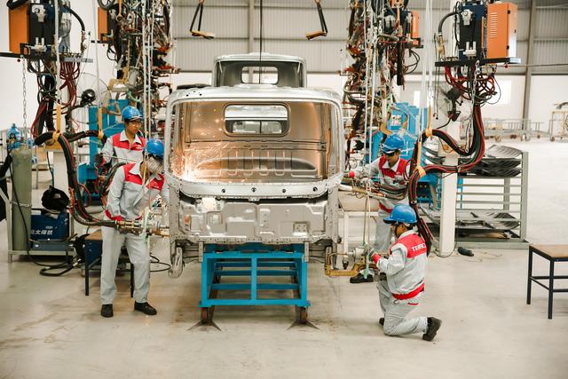 Thương hiệu xe tải Teraco vào thị trường Việt Nam, giá từ 309 triệu Đồng - Ảnh 2.