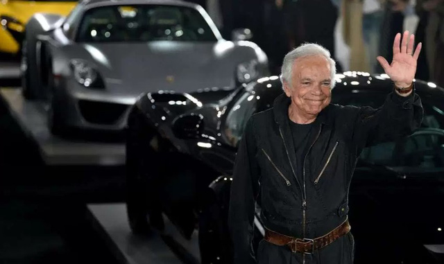 Hàng chục siêu xe từ cổ chí kim xuất hiện trong buổi giới thiệu bộ sưu tập mới nhất của Ralph Lauren - Ảnh 5.