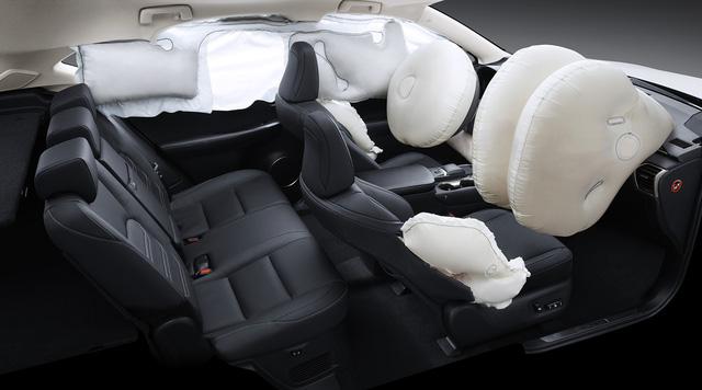 Đấu xe sang bán chạy nhất Việt Nam, Lexus NX300 chốt giá hơn 2,4 tỷ đồng - Ảnh 8.