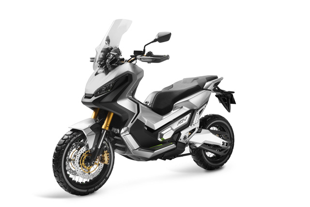 Kymco sắp ra mắt xe ga việt dã cạnh tranh Honda X-ADV - Ảnh 1.