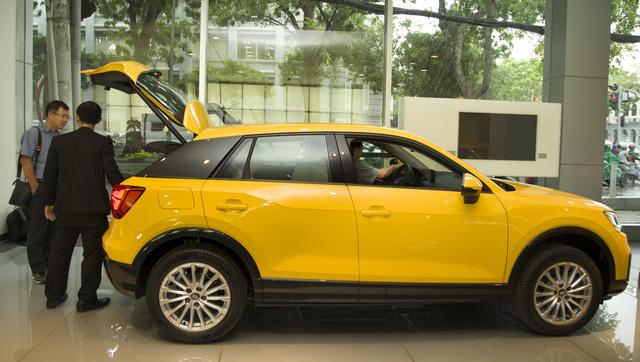 Audi Q2 chính thức chốt giá 1,5 tỉ Đồng tại Việt Nam - Ảnh 2.