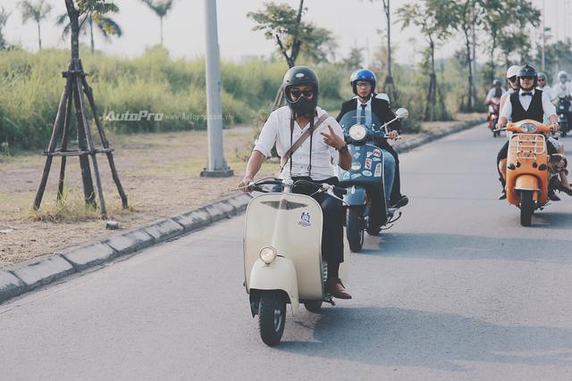 The Distinguished Gentleman's Ride – Ngày hội để các biker trở mình thành các quý ông - Ảnh 3.