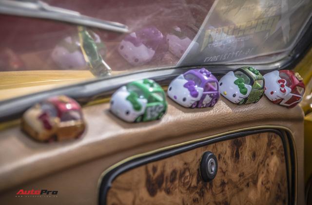 Chiêm ngưỡng dàn bọ già Volkswagen Beetle đủ sắc màu tại Hà Nội - Ảnh 9.