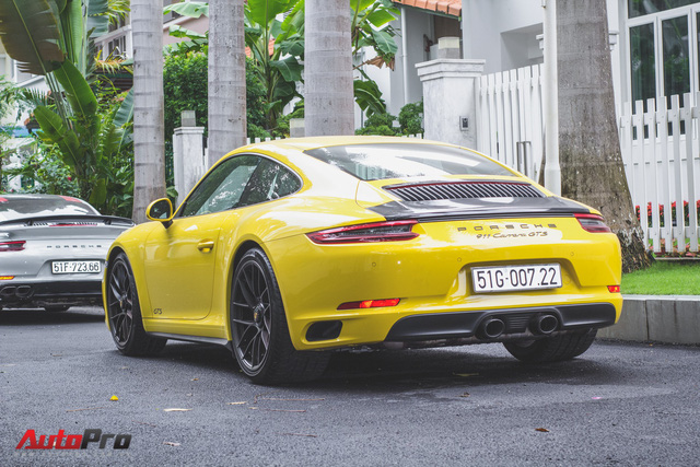 Cường Đô la cùng dàn Porsche sắc màu tụ tập tại Sài Gòn - Ảnh 3.