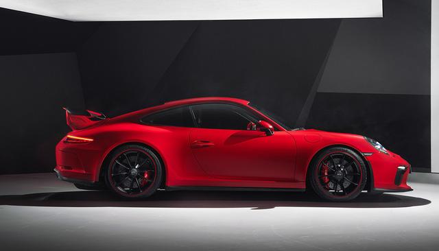 Porsche 911 GT3 2018 ra mắt Đông Nam Á, giá hơn 400.000 USD - Ảnh 2.