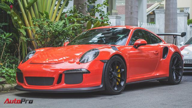 Cường Đô la cùng dàn Porsche sắc màu tụ tập tại Sài Gòn - Ảnh 4.