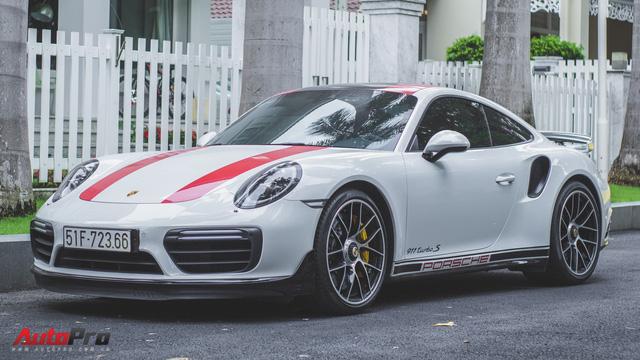 Cường Đô la cùng dàn Porsche sắc màu tụ tập tại Sài Gòn - Ảnh 5.