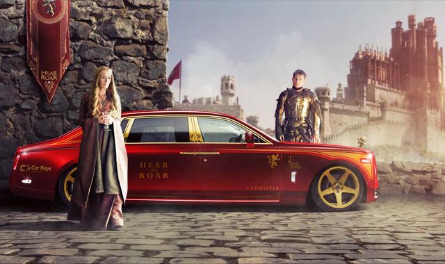 Các nhân vật trong Game of Thrones sẽ lái siêu xe nào? - Ảnh 3.