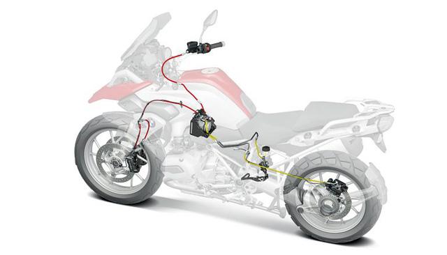 Vì sao xe máy ít khi được trang bị ABS? - Ảnh 1.