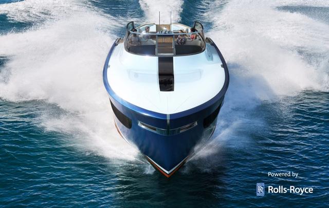 Diện kiến du thuyền sử dụng động cơ của Rolls-Royce - Ảnh 5.