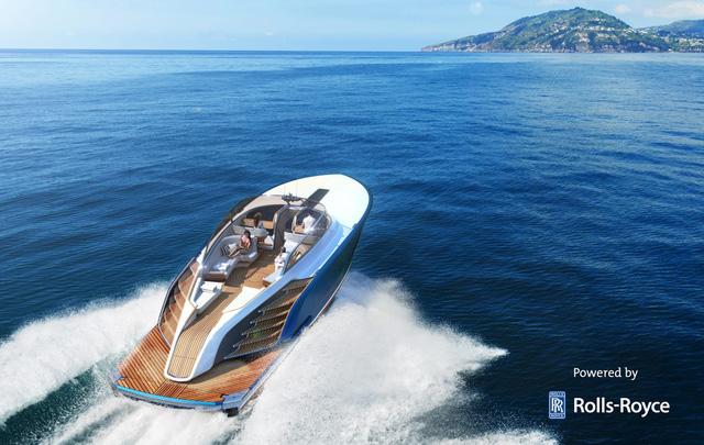 Diện kiến du thuyền sử dụng động cơ của Rolls-Royce - Ảnh 2.