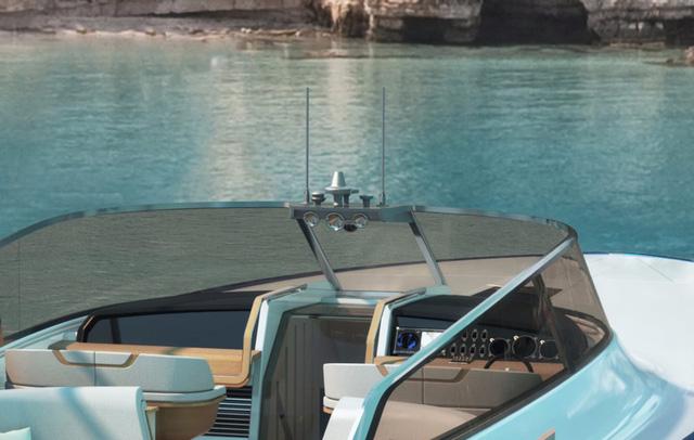Diện kiến du thuyền sử dụng động cơ của Rolls-Royce - Ảnh 8.