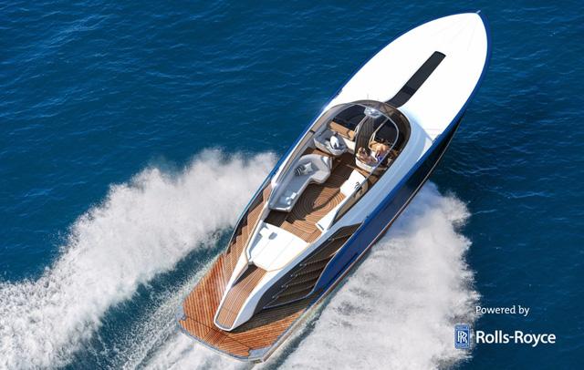 Diện kiến du thuyền sử dụng động cơ của Rolls-Royce - Ảnh 6.