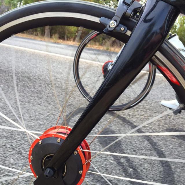 Thiết bị thông minh ngược đời để làm xe đạp đi chậm - Ảnh 1.