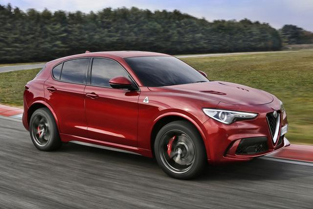 Những mẫu SUV tăng tốc nhanh nhất thế giới - Ảnh 3.