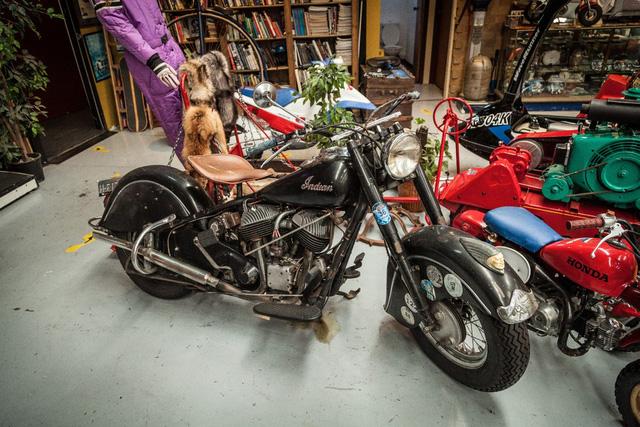 Mãn nhãn với bộ sưu tập xe máy cực khủng - Ảnh 14.