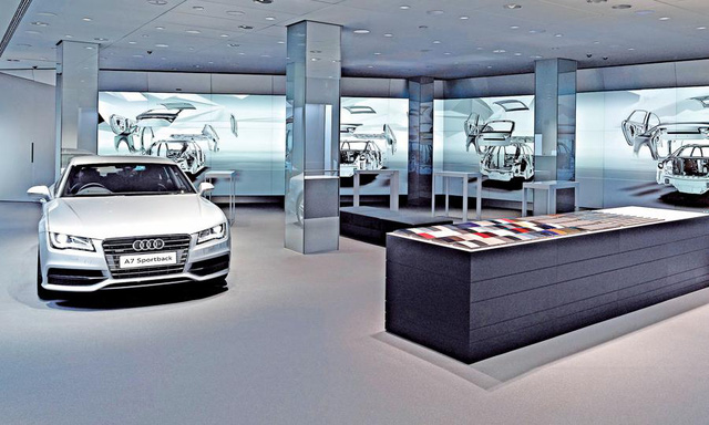 Tương lai của ngành bán lẻ ô tô: Bán xe hay bán trải nghiệmZZZ - ảnh 1