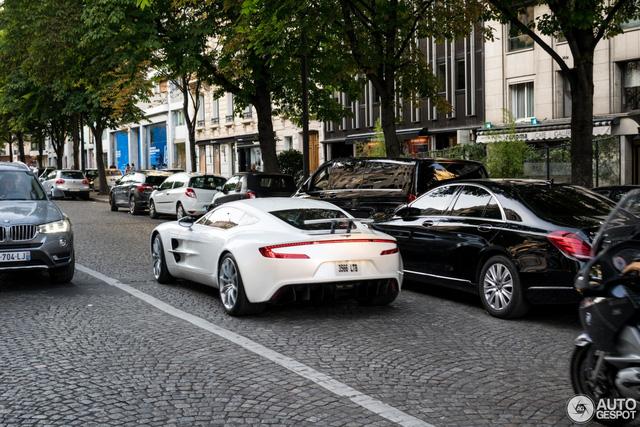 Bộ 3 siêu phẩm cực hiếm đồng loạt xuất hiện trên phố Paris - Ảnh 7.