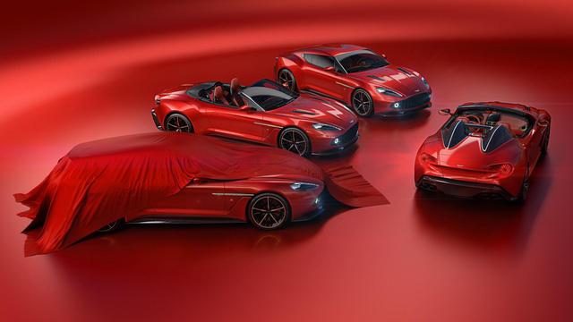 Aston Martin Vanquish Zagato Shooting Brake: Xe vừa sang chảnh vừa thực dụng - Ảnh 4.
